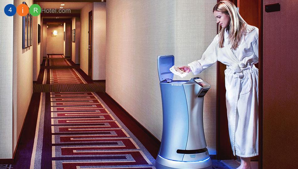 Nở rộ robot quản gia - mốt nhất thời hay tương lai của dịch vụ phòng khách sạn?