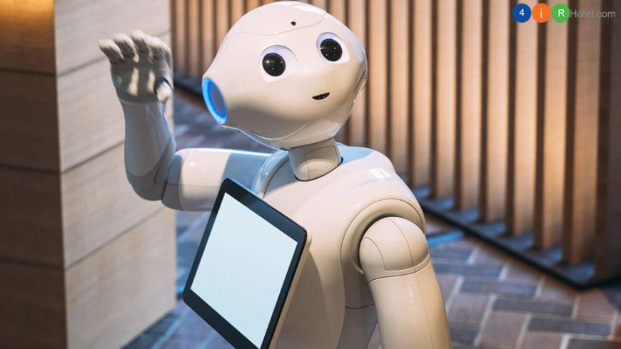 Robot là gì? Khám phá robot ngành khách sạn