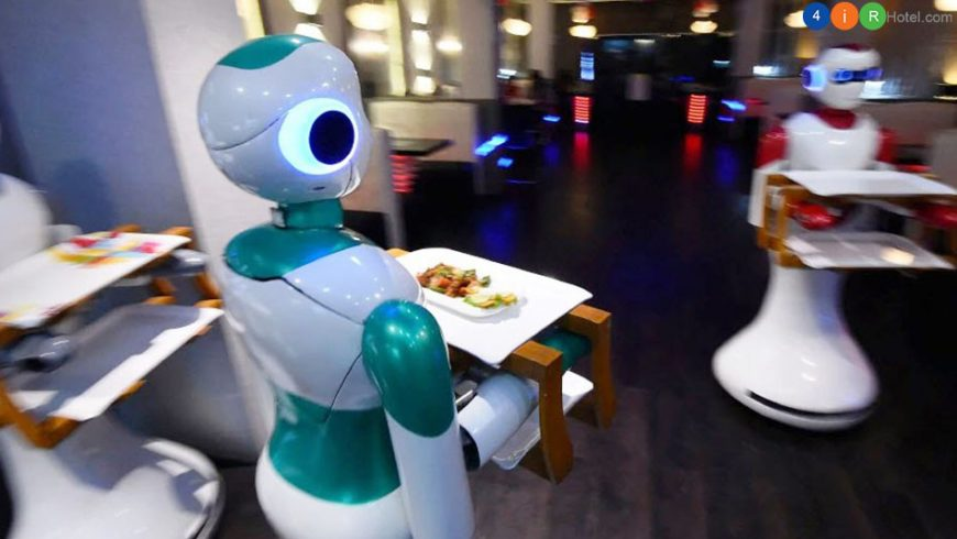 Robot phục vụ nhà hàng đầu tiên ở Nepal đã sẵn sàng ra thị trường