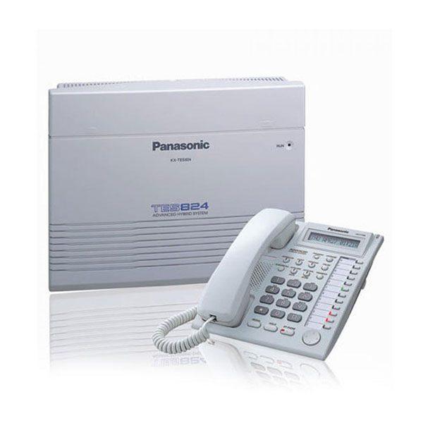 Tổng đài Panasonic KX-TES824 (6-24)