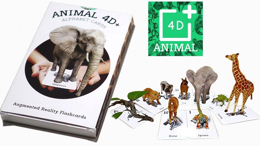 Animal 4D là gì? Cách sử dụng Animal 4D
