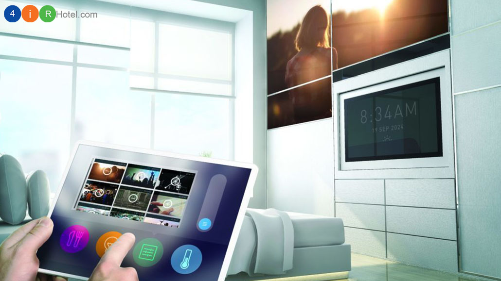IoT ngành khách sạn có ý nghĩa gì đối với tương lai khách sạn?