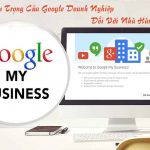 Tầm quan trọng của Google Doanh nghiệp trong kinh doanh nhà hàng