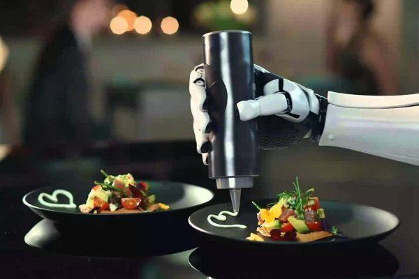 Robot đầu bếp