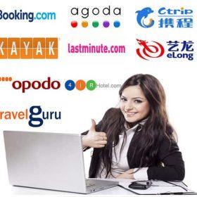 Dịch Vụ Sales Online Khách Sạn 2021